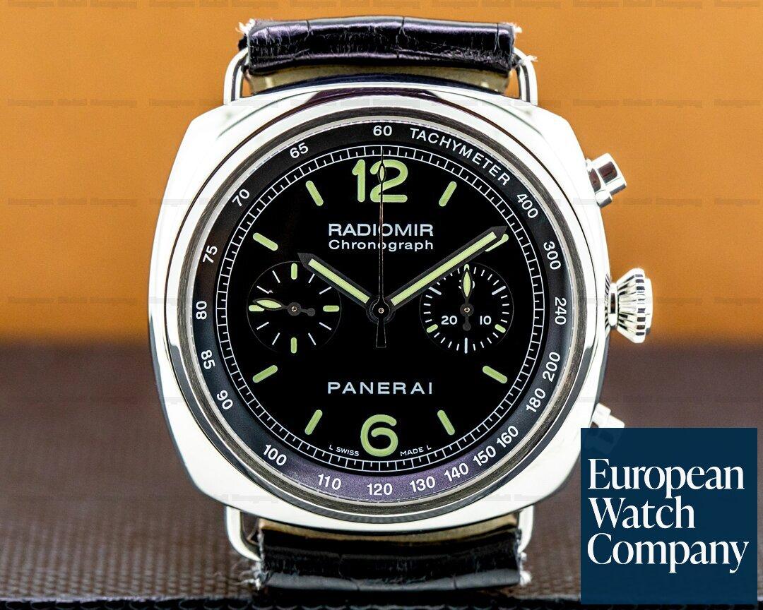 Panerai PAM00288 Radiomir Chronograph SS