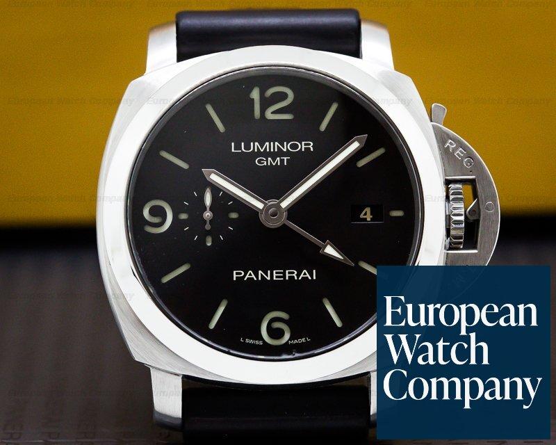 Panerai PAM00320 Luminor 1950 3 Days GMT SS