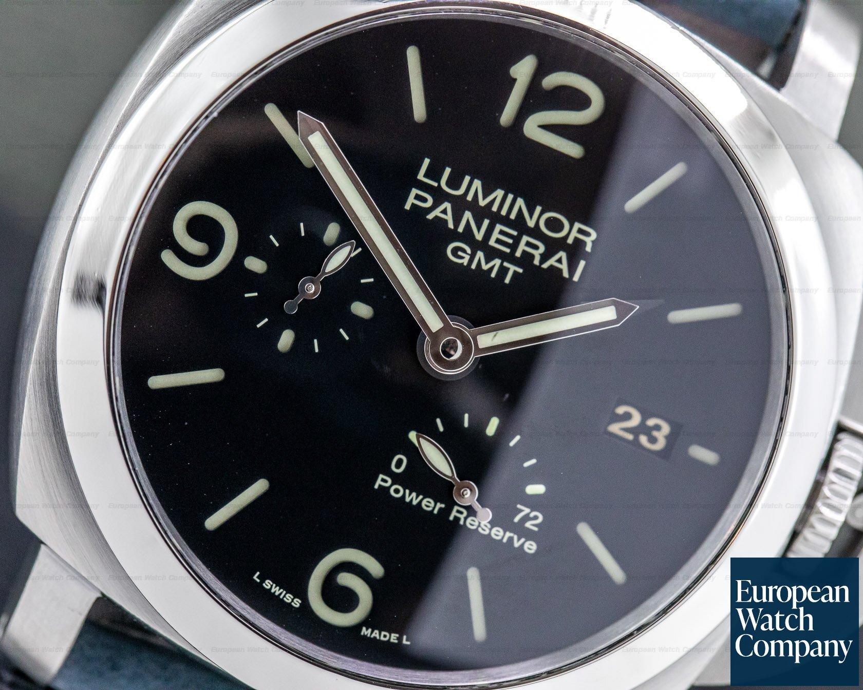 Panerai PAM00321 Luminor 1950 3 Day GMT Power Reserve
