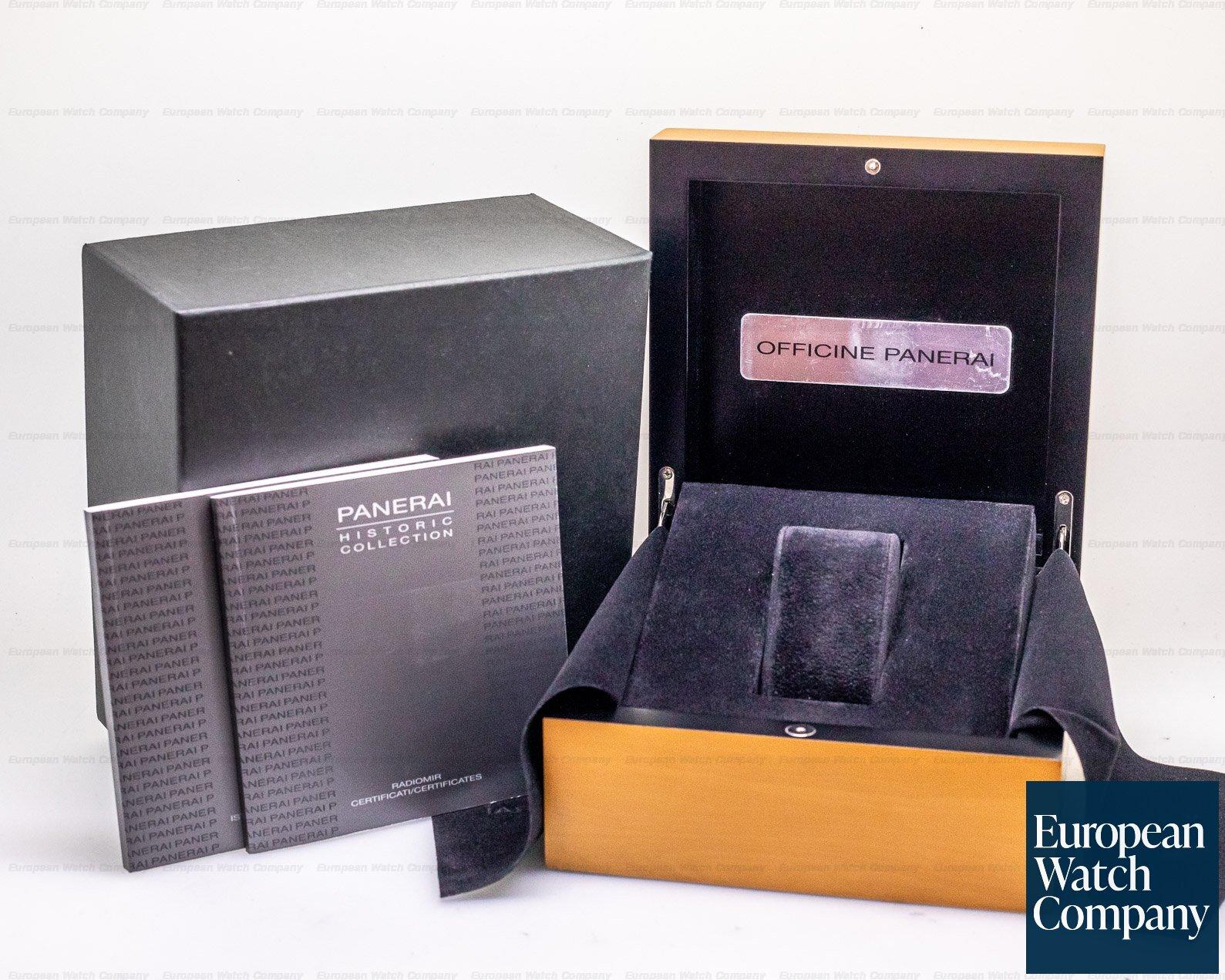 Panerai PAM00338 Radiomir Titanium Manual Wind 42MM