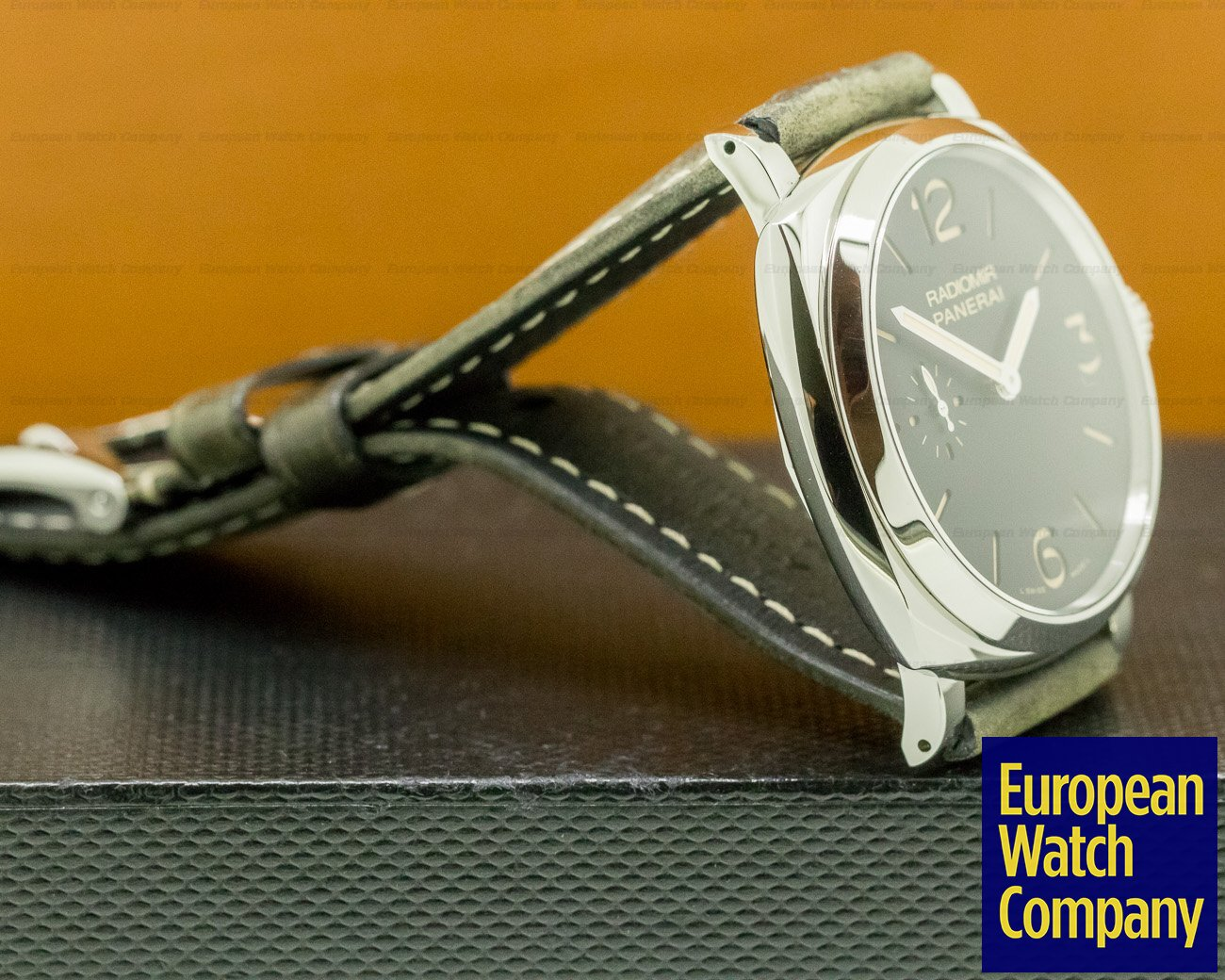 "Panerai PAM00512 Radomir 1940 Manual Wind SS 42MM ""Sandwich Dial"""