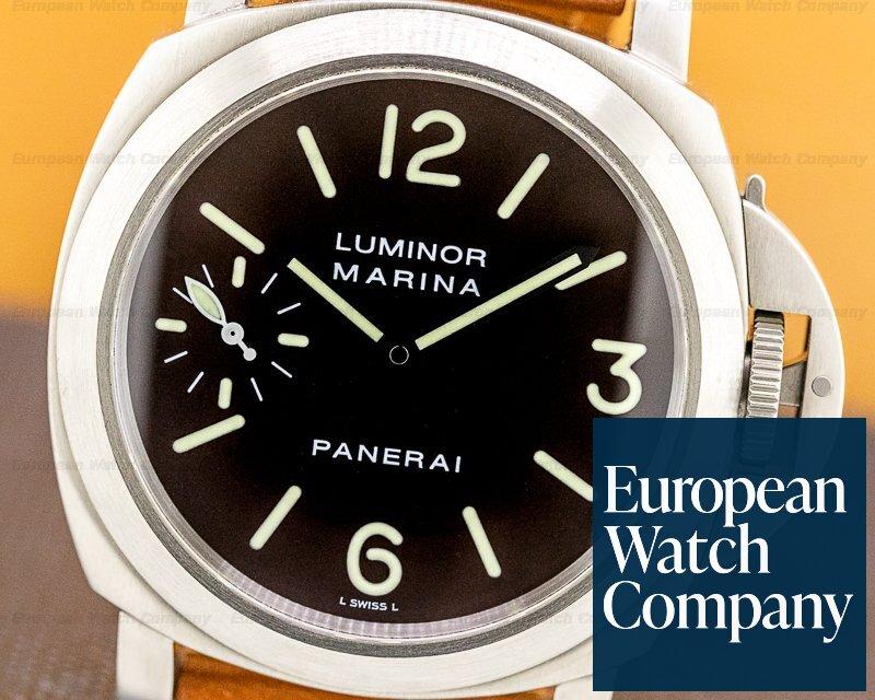 Panerai PAM0061 Luminor Marina Black Dial Titanium