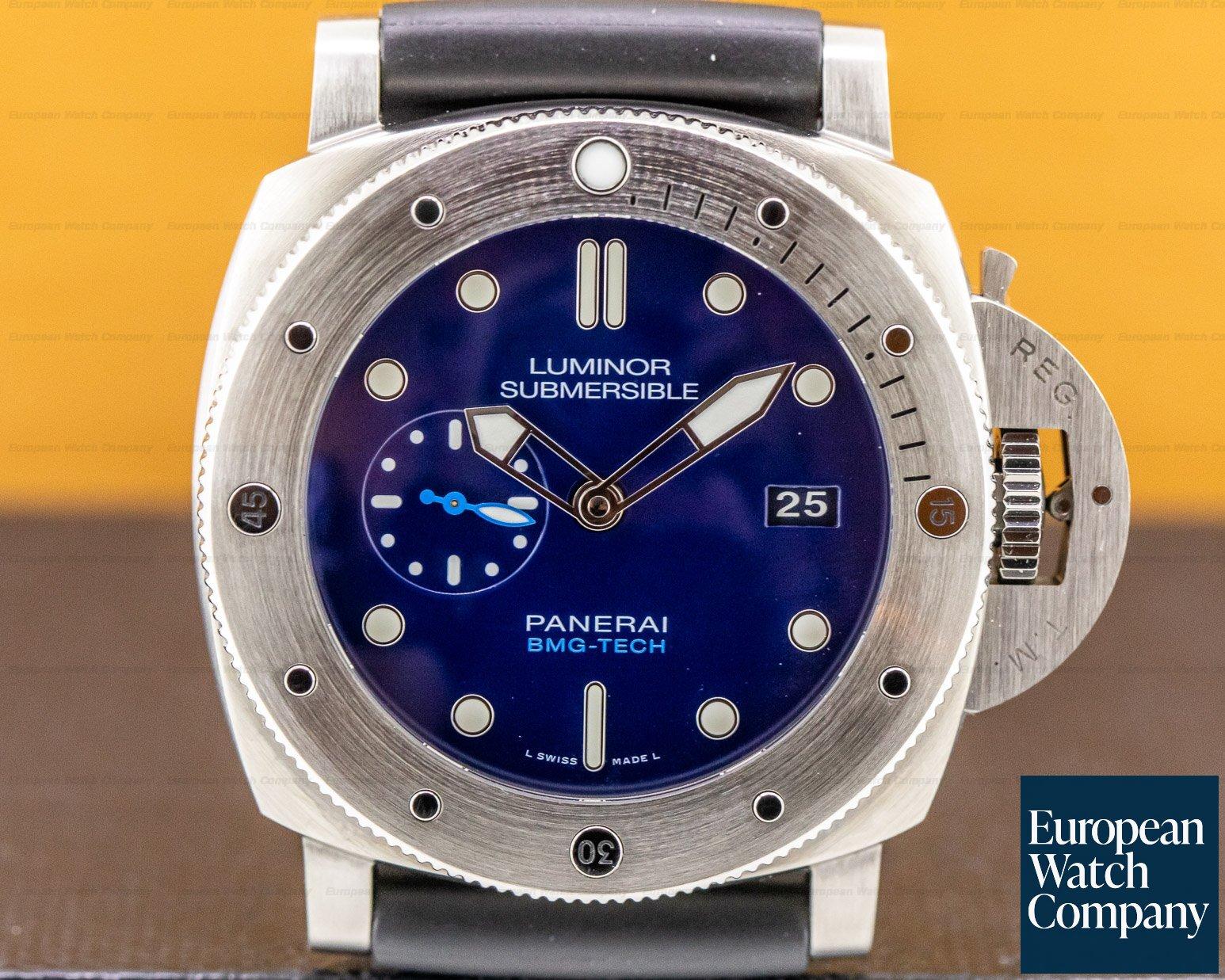 Panerai PAM00692 Luminor Submersible 1950 BMG-TECH 3 Days Automatic