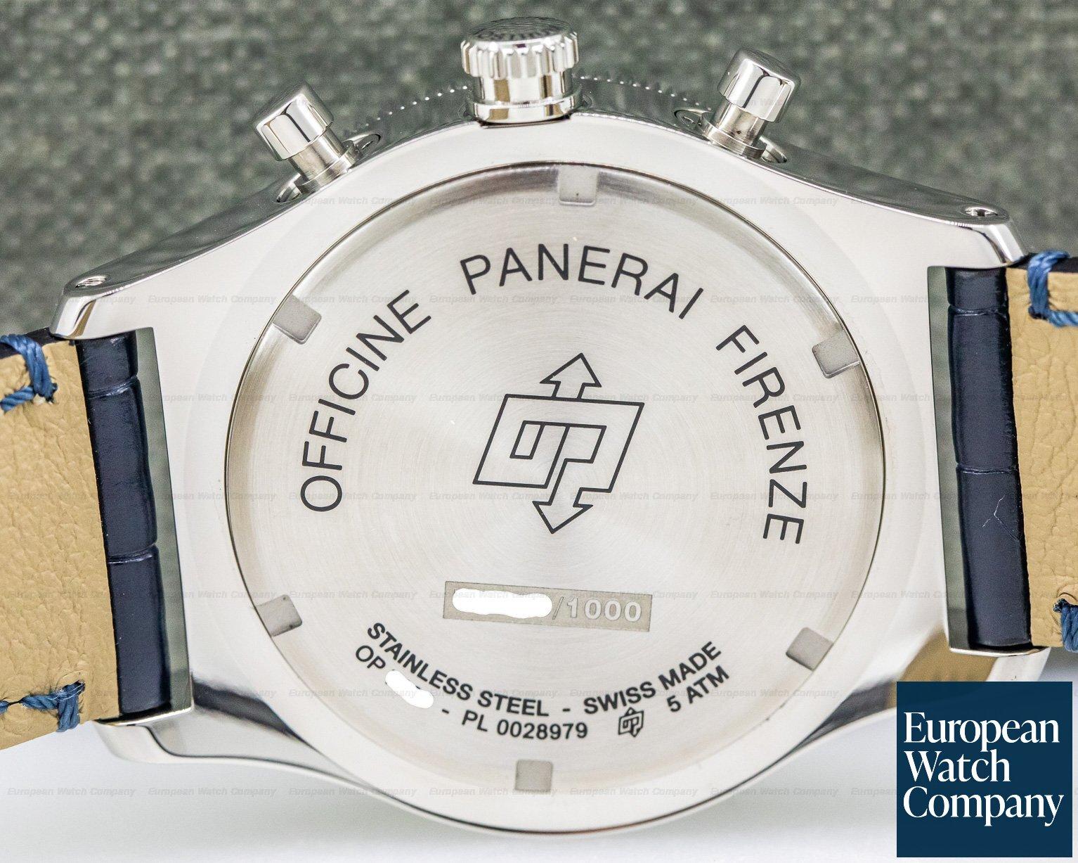 Panerai PAM00716 Mare Nostrum Acciaio