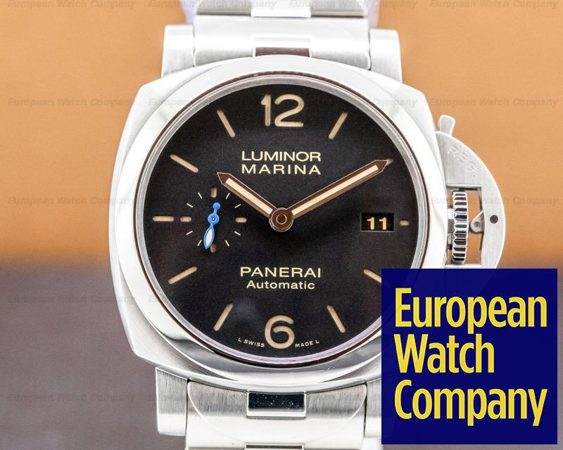 Panerai PAM00722 Luminor Marina 3 Days Automatic SS / Bracelet 42MM