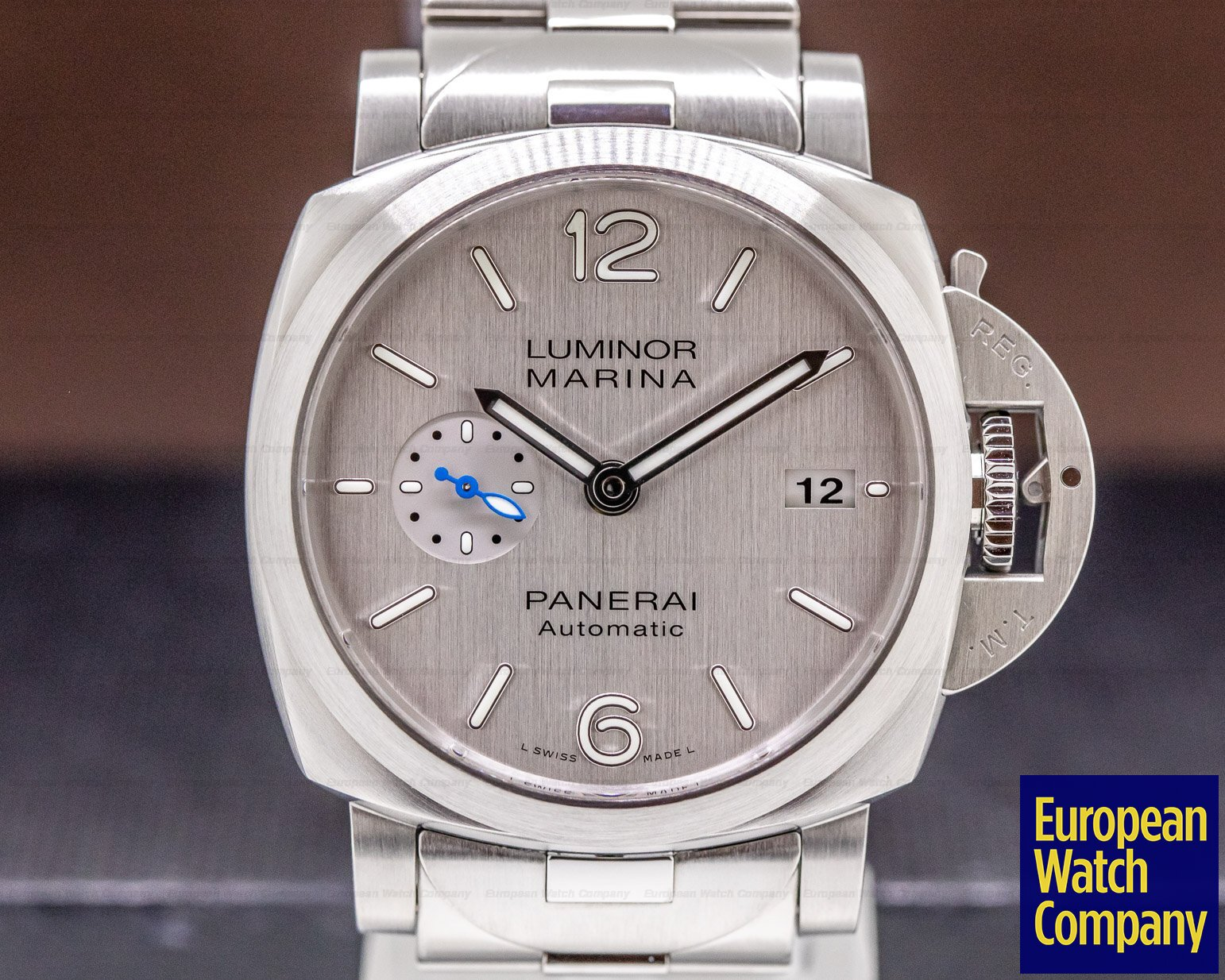 Panerai PAM00977 Luminor Marina 3 Days Automatic SS / Bracelet 42MM
