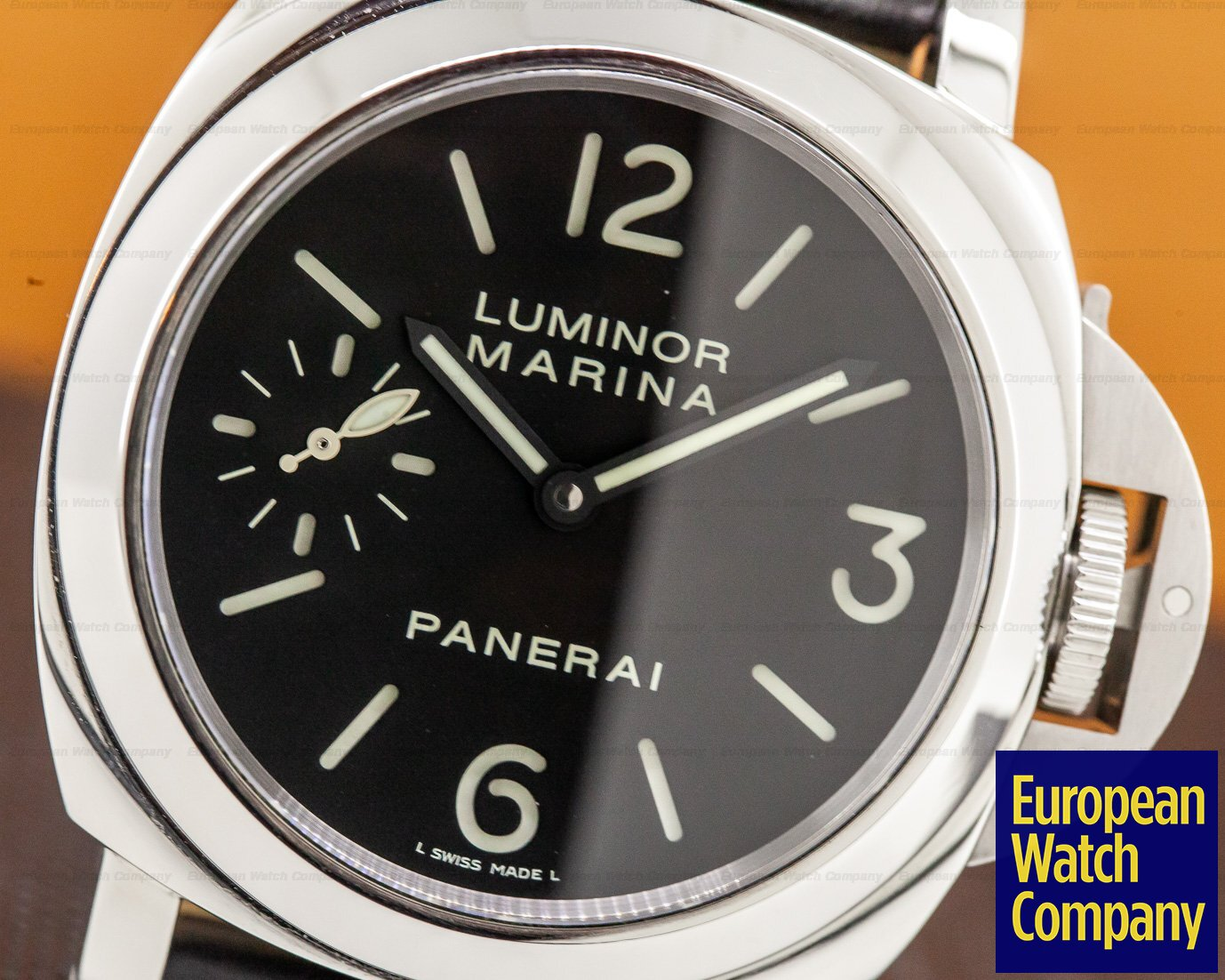 Panerai PAM111 Luminor Marina SS Manual Wind 44MM