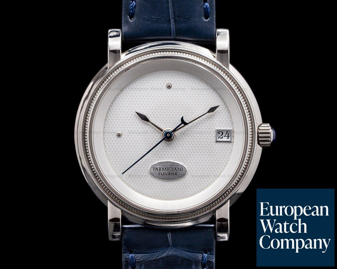 Parmigiani C00701 Fleurier Toric 18k White Gold 36mm