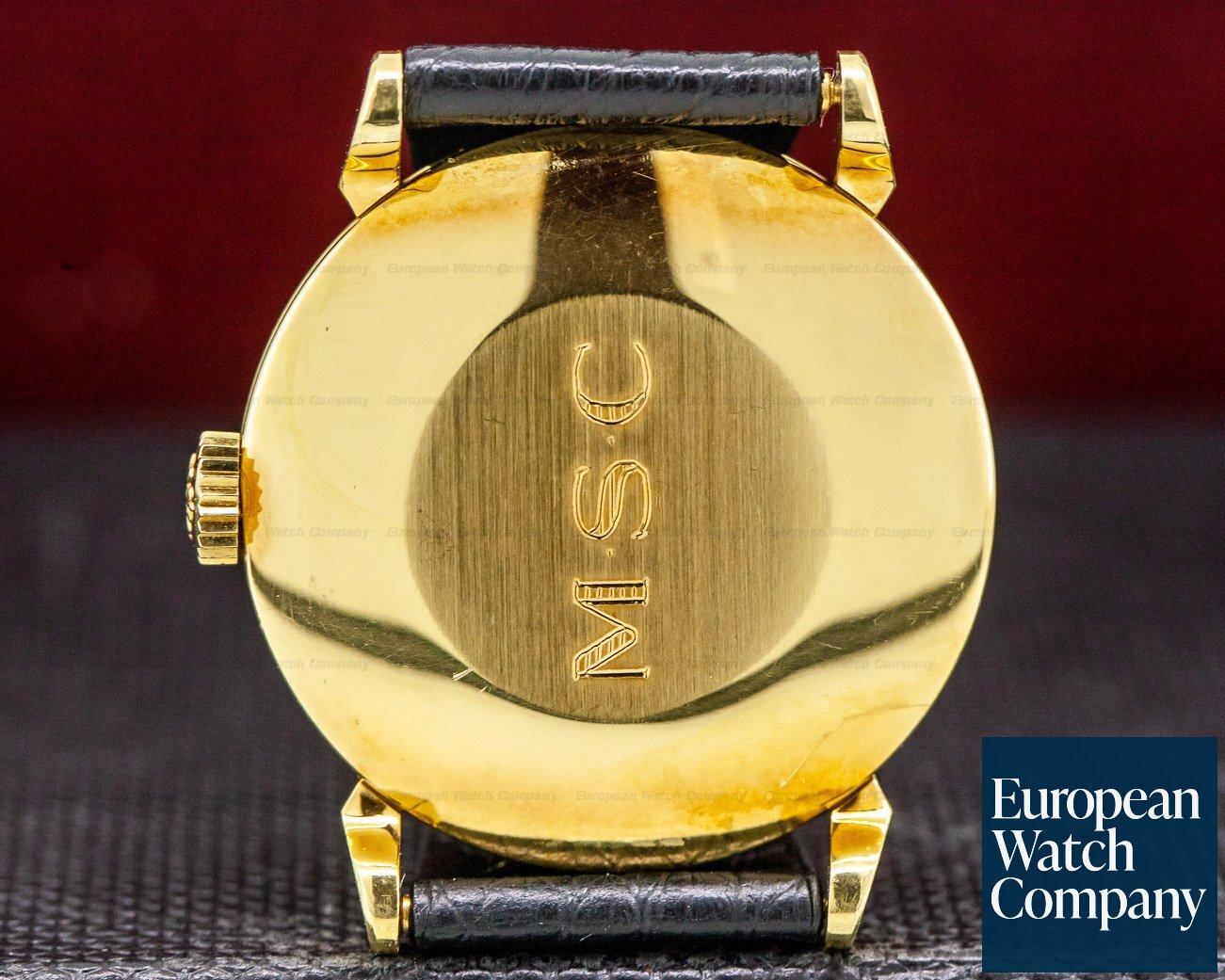 Patek Philippe 1578 Calatrava 18K Yellow Gold Manual Wind 35MM VERY SHARP