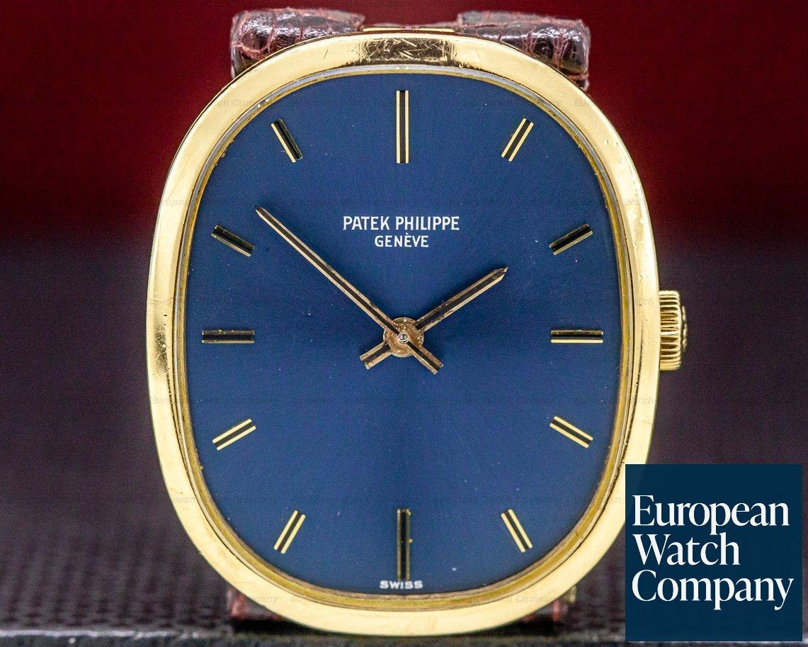 Patek Philippe 3548 Ellipse 18K Yellow Gold Manual Wind