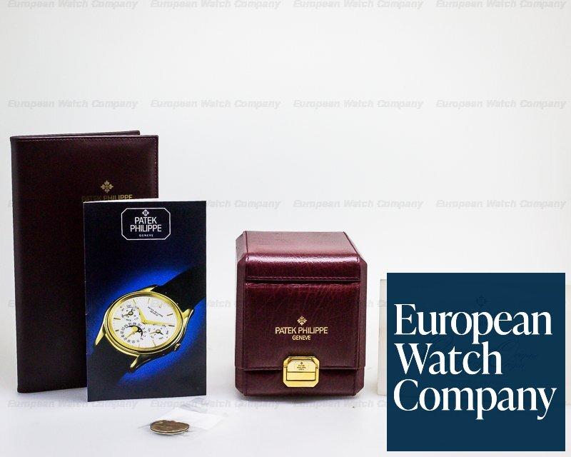Patek Philippe 3940J-025 Perpetual Calendar Yellow Gold / Roman Numerals