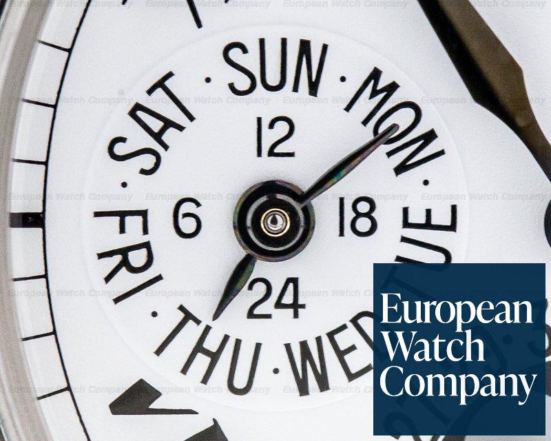 Patek Philippe 3940P-015 Perpetual Calendar White Dial Roman Platinum POSSIBLY UNIQUE