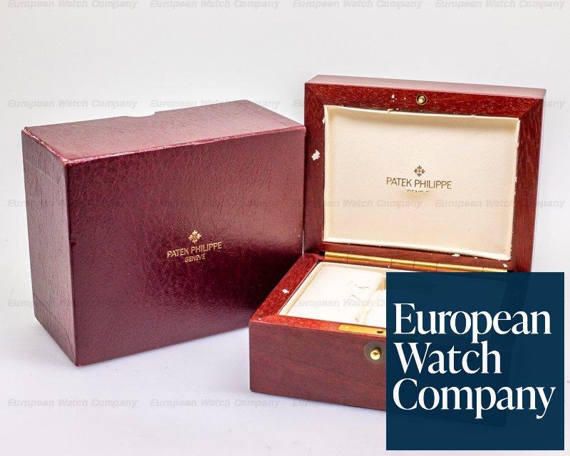 Patek Philippe 3940R Perpetual Calendar Rose Gold Silver Dial EARLY