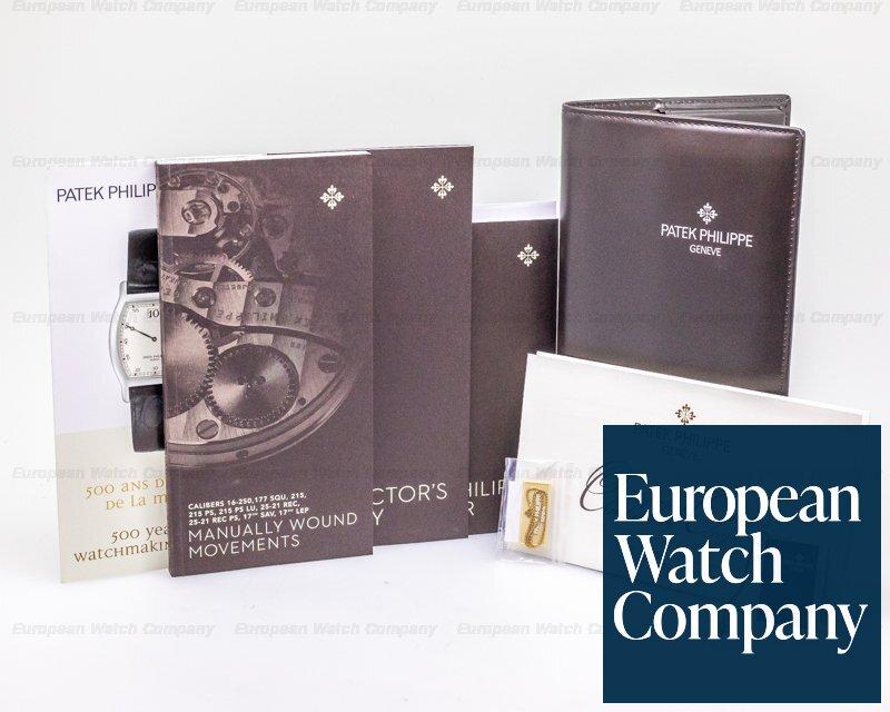 Patek Philippe 4897R Calatrava Ladies 18K Rose Gold Diamonds Manual Wind 33MM