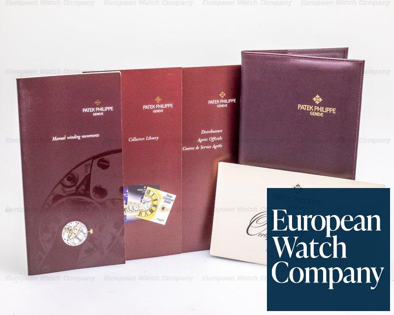 Patek Philippe 5024G-010 Gondolo 5024G White Dial Arabic Numerals 18K White Gold