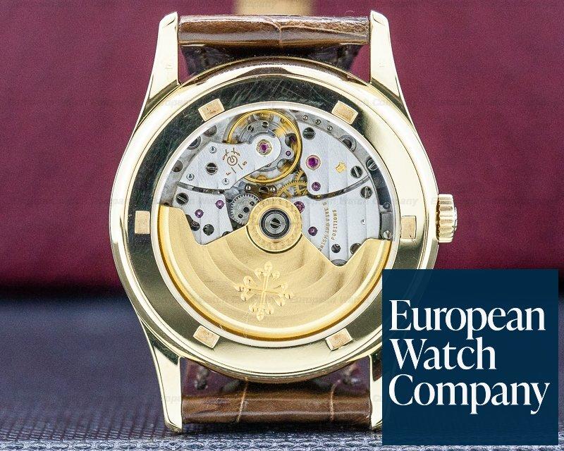 Patek Philippe 5050J Retrograde Perpetual Calendar 18K Yellow Gold FULL SET NICE