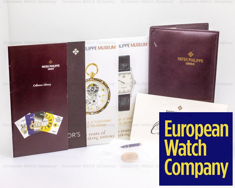Patek Philippe 5050J Retrograde Perpetual Calendar 18K Yellow Gold FULL SET
