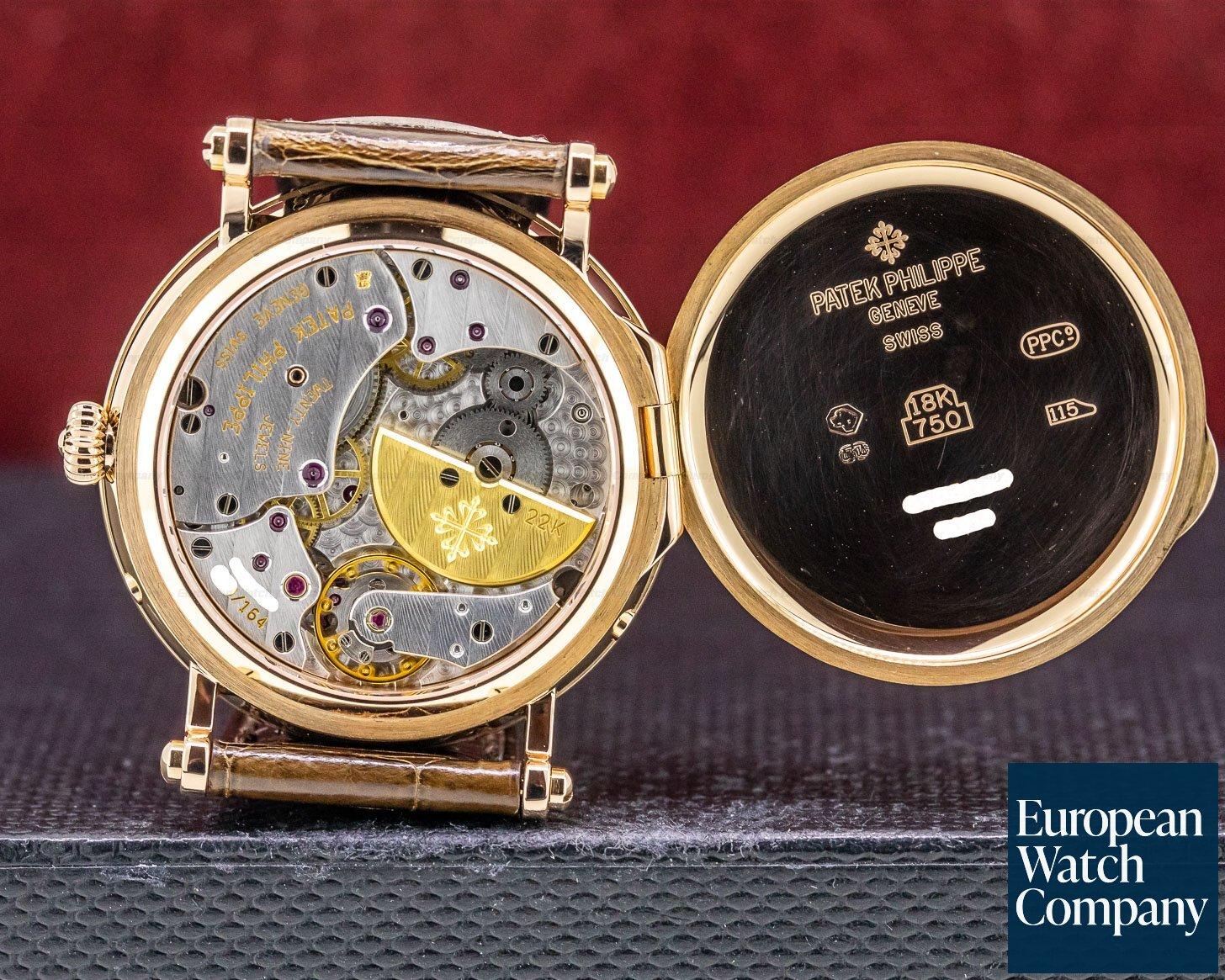 Patek Philippe 5054R-001 Power Reserve Moonphase 18K Rose Gold