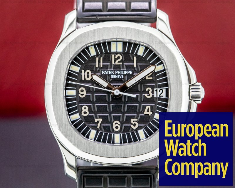Patek Philippe 5060A-001 Aquanaut Automatic 5060A / Rubber