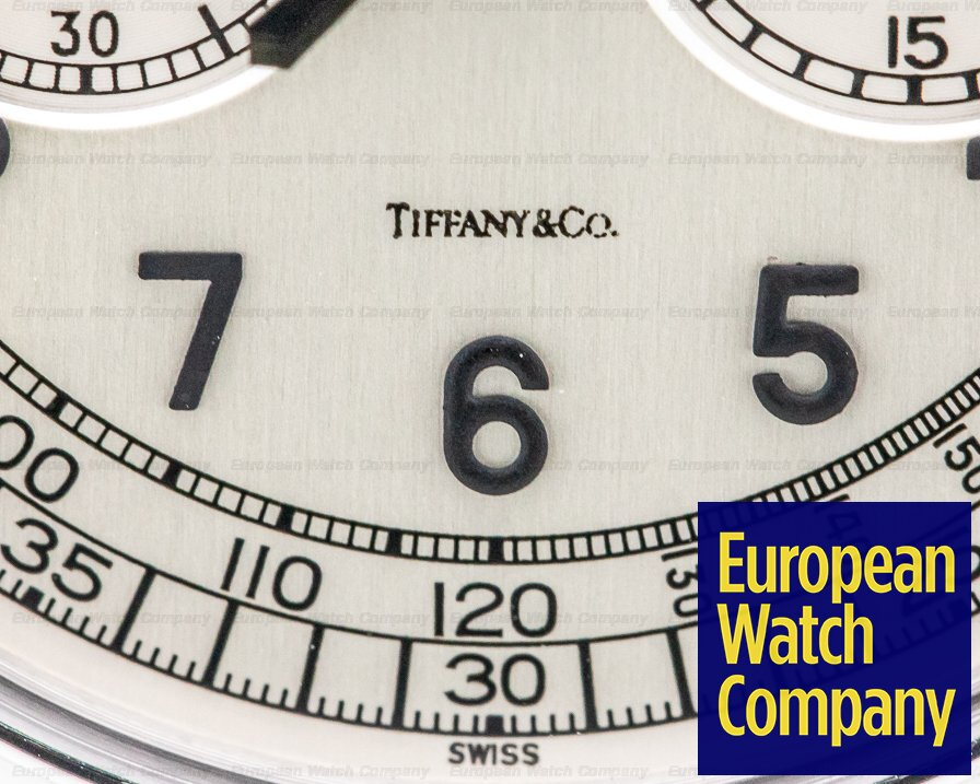 Patek Philippe 5070G Tiffany & Co 5070 TIFFANY & CO White Gold Chronograph UNWORN