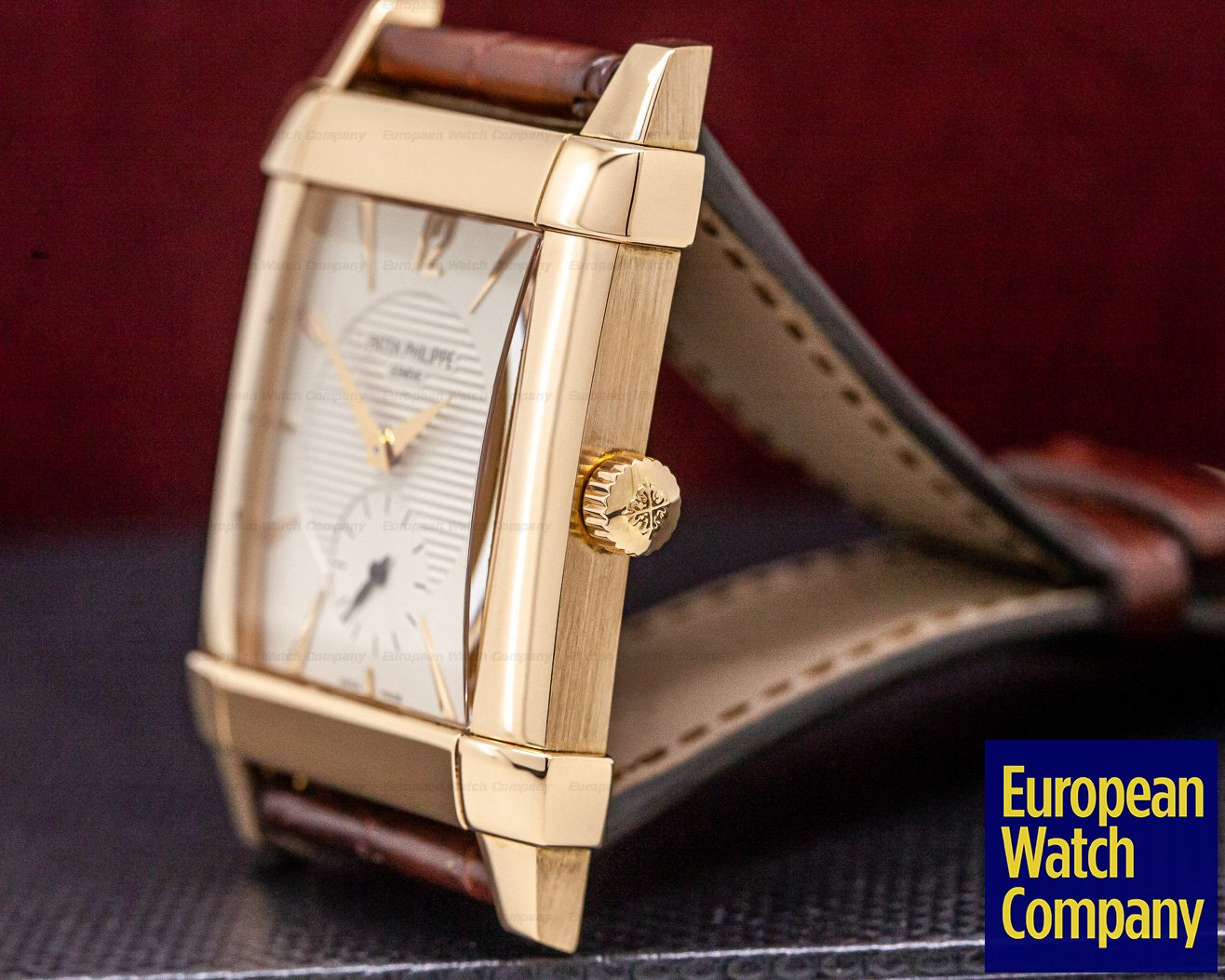 Patek Philippe 5111R Gondolo Manual Wind 18K Rose Gold