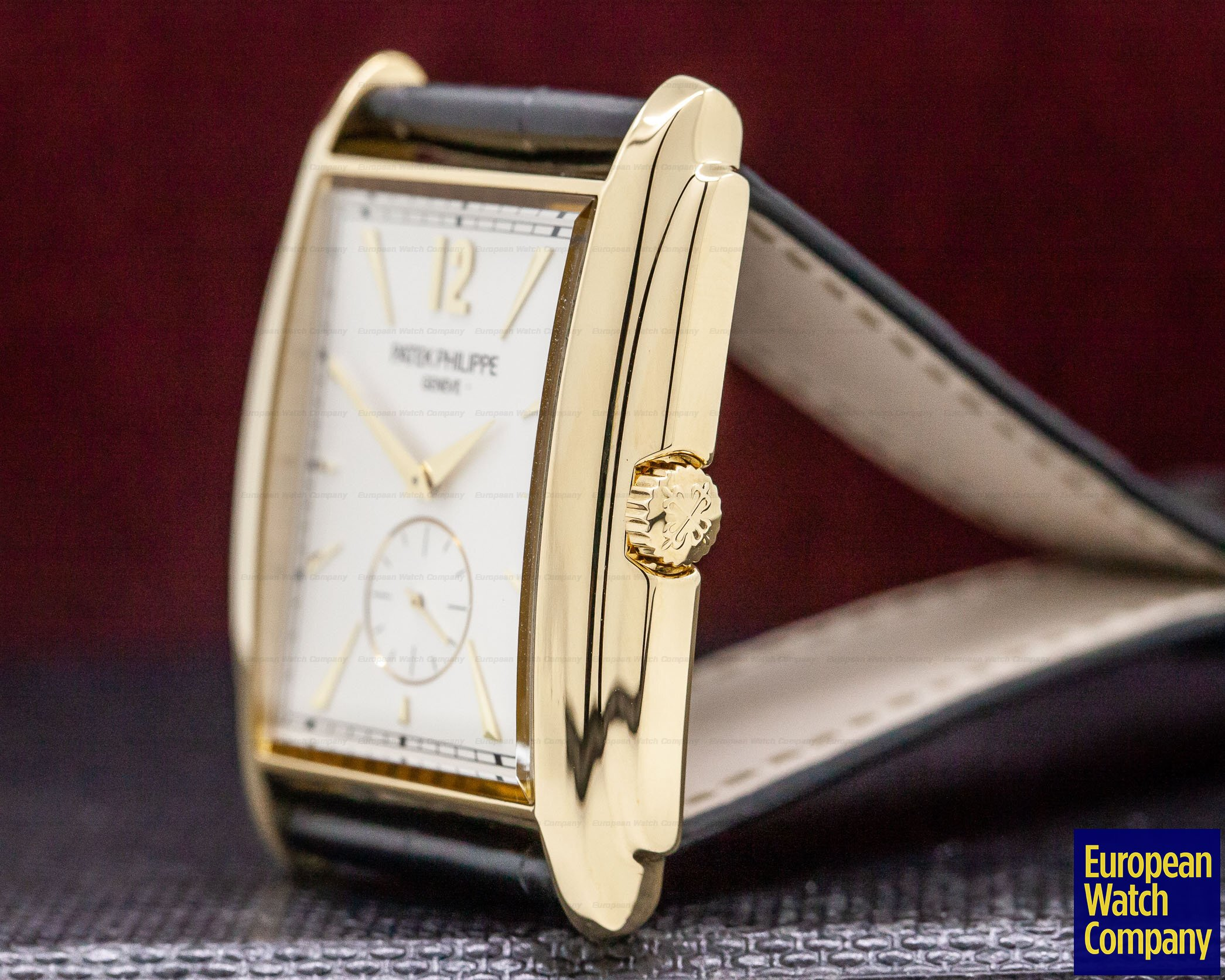 Patek Philippe 5124J-001 Gondolo 18K Yellow Gold Manual Wind
