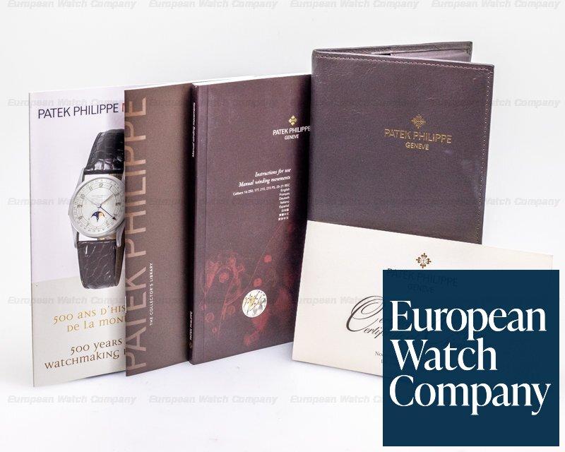 Patek Philippe 5124J-001 Gondolo 5124J 18K Yellow Gold Manual Wind