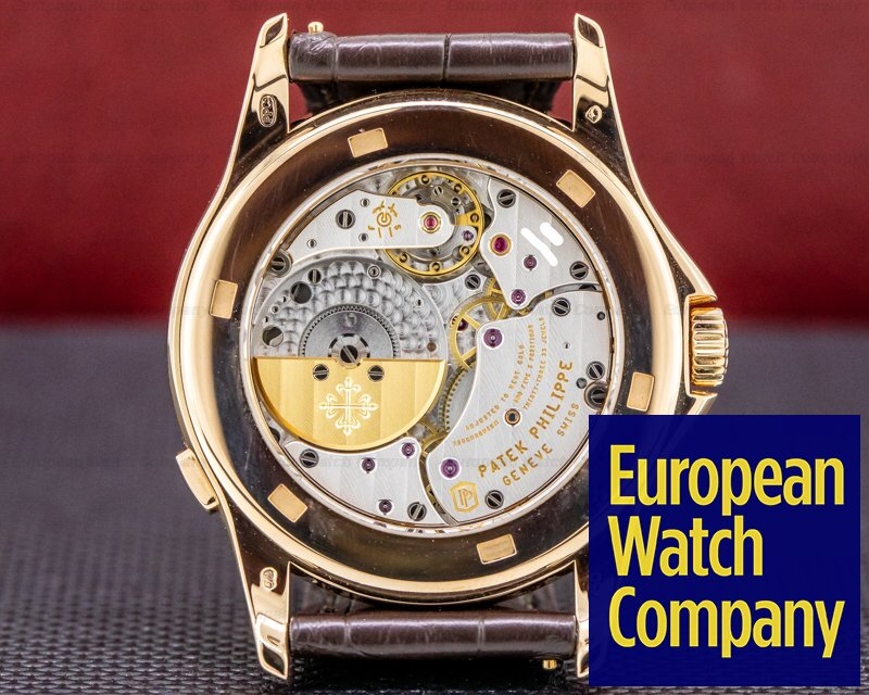 Patek Philippe 5130R-018 World Time 5130 18K Rose Gold
