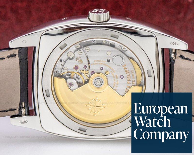 Patek Philippe 5135P-001 Gondolo Calendario 5135 Grey Dial Platinum