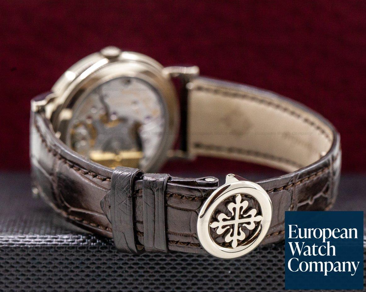 Patek Philippe 5139G-001 Perpetual Calendar Silver Dial 18K White Gold