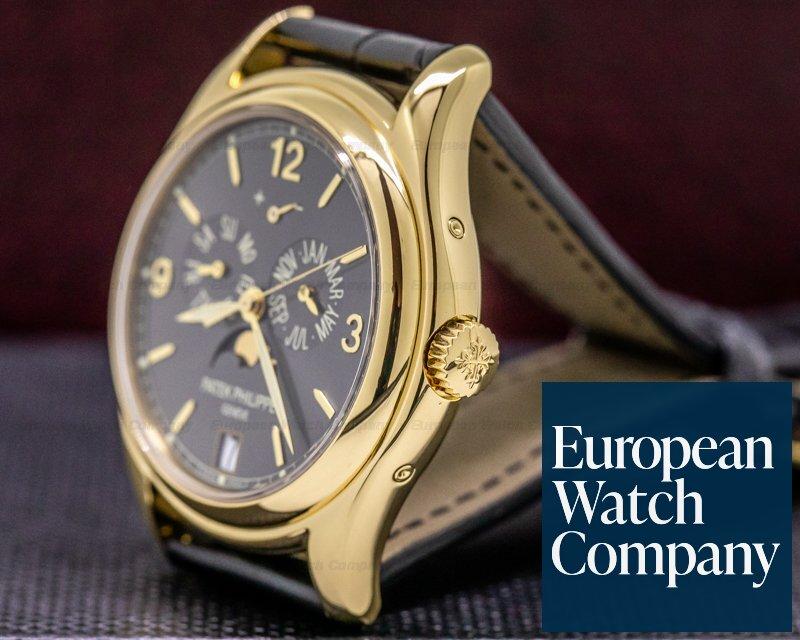 Patek Philippe 5146J-010 Annual Calendar 5146J Grey Dial 18K Yellow Gold