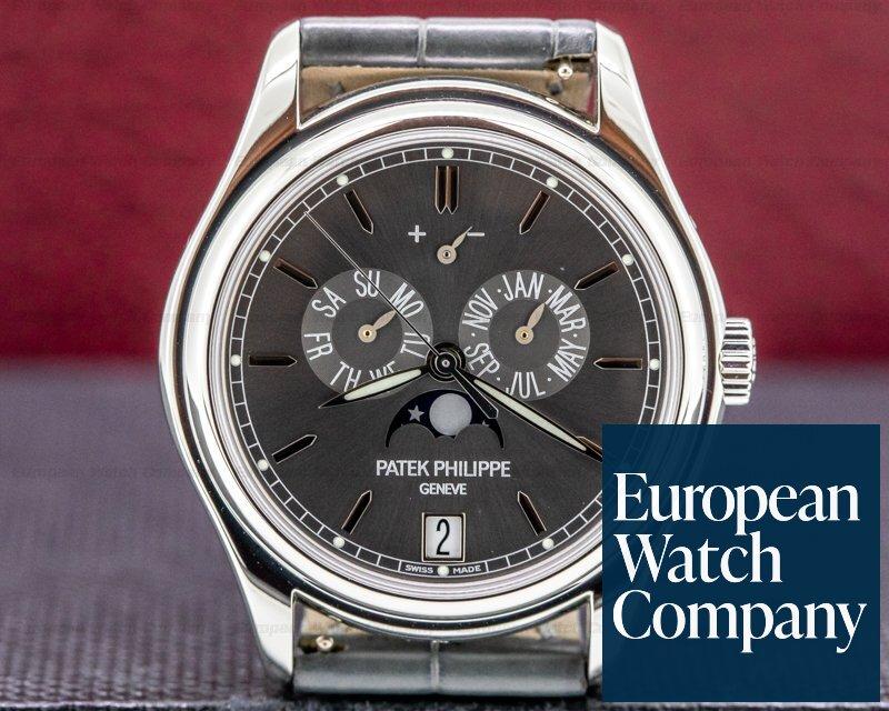 Patek Philippe 5146P-001 Annual Calendar 5146P Grey Dial Platinum