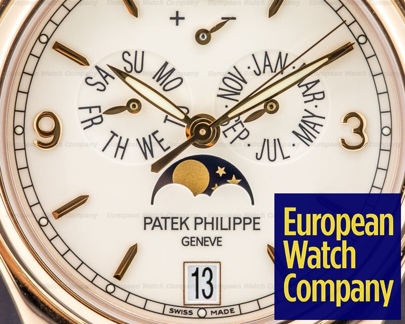 Patek Philippe 5146R-001 Annual Calendar 5146 18K Rose Gold