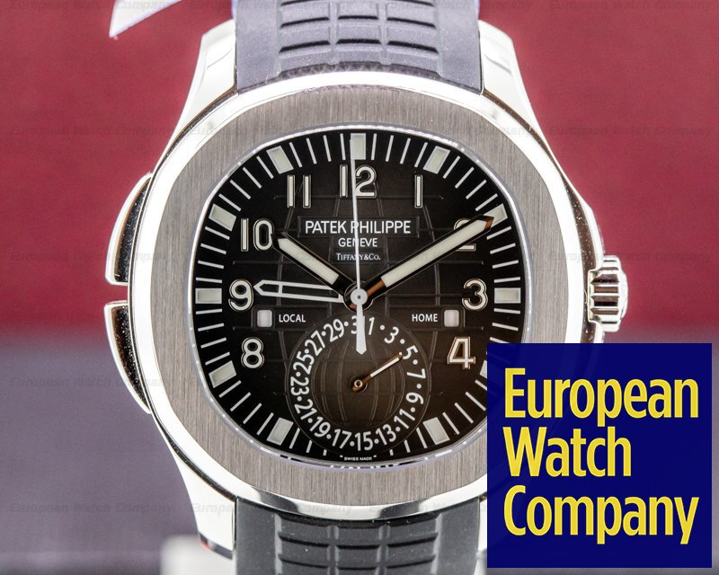 Patek Philippe 5164A-001 Aquanaut Travel Time 5164A