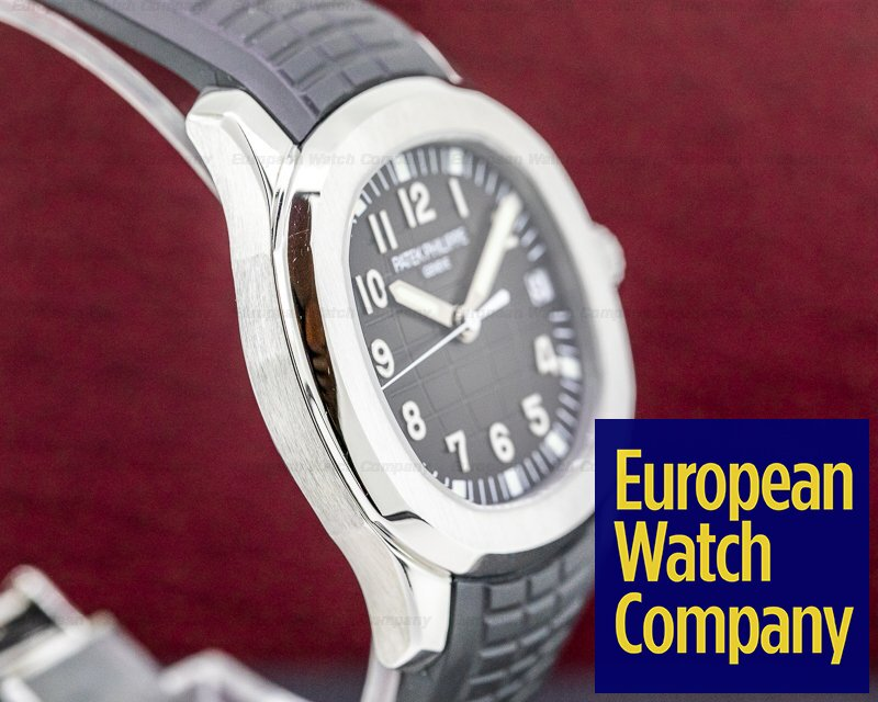 Patek Philippe 5165A-001 Aquanaut 5165A Mid Size VERY RARE