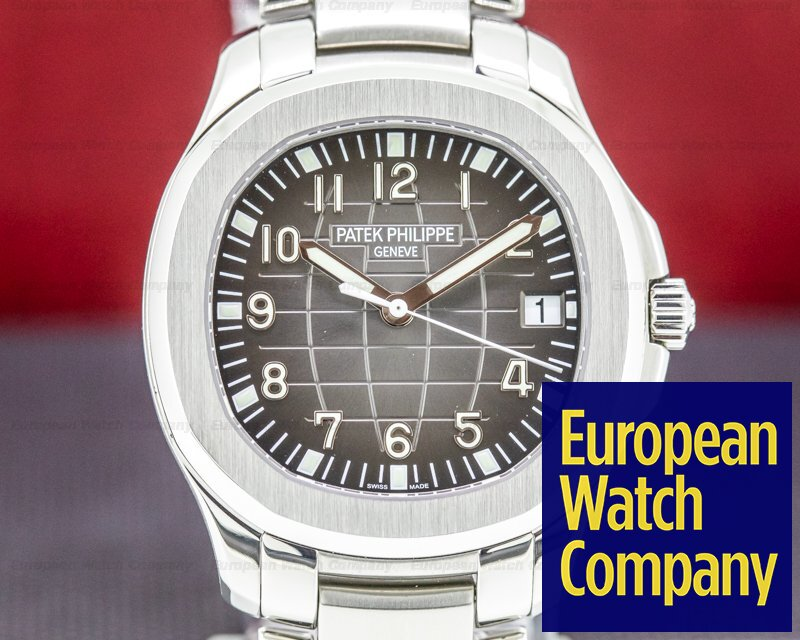 Patek Philippe 5167/1A-001 Aquanaut 5167/1A SS / Bracelet FULL SET