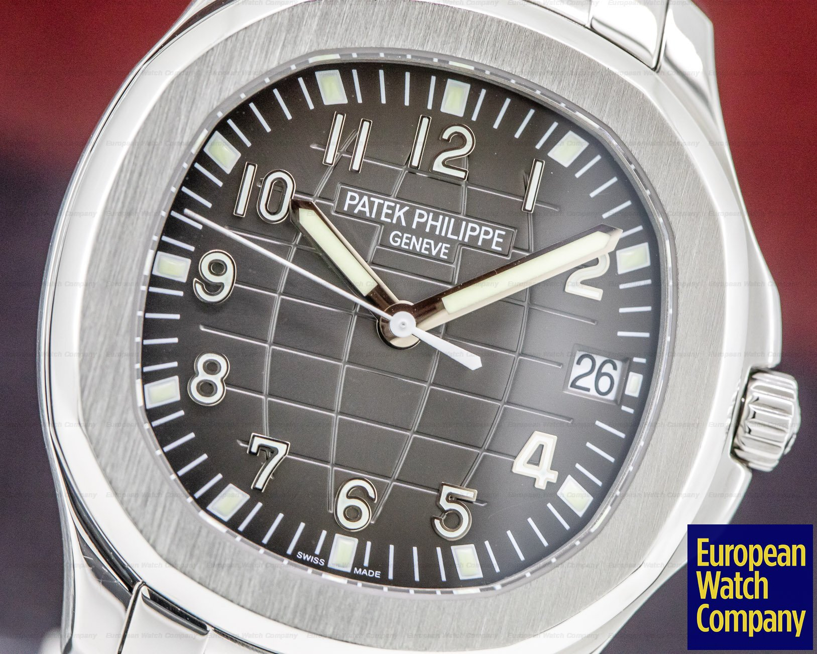 Patek Philippe 5167/1A-001 Aquanaut SS / Bracelet FULL SET