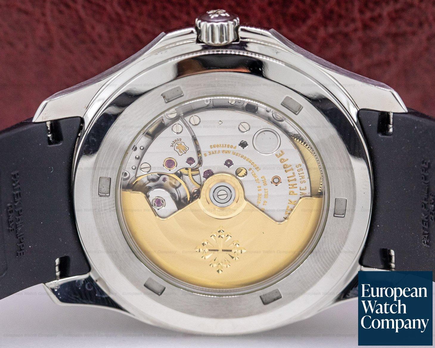 Patek Philippe 5167A-001 Aquanaut 5167 SS / Rubber