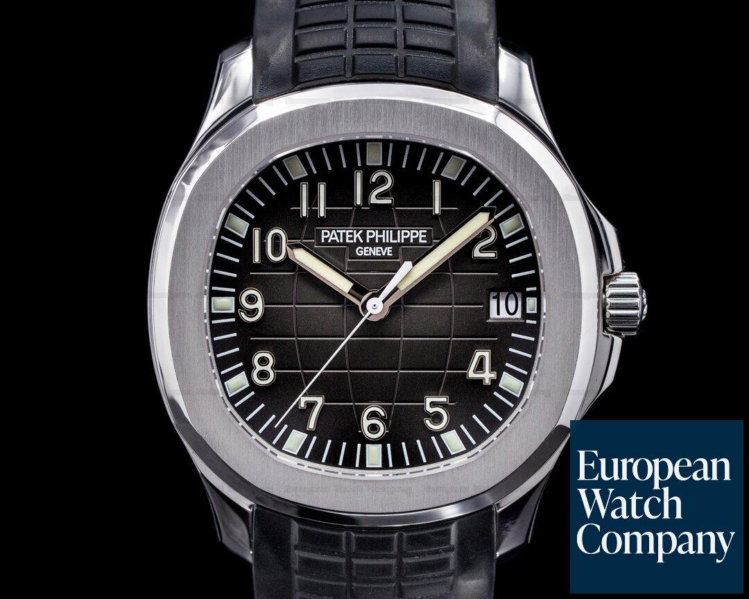 Patek Philippe Aquanaut 5167 SS / Rubber FULL SET Ref. 5167A-001