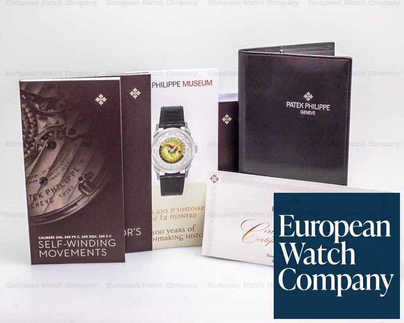"Patek Philippe 5167R-001 Aquanaut 5167R ""TIFFANY & CO"" 18K Rose Gold / Brown Dial"