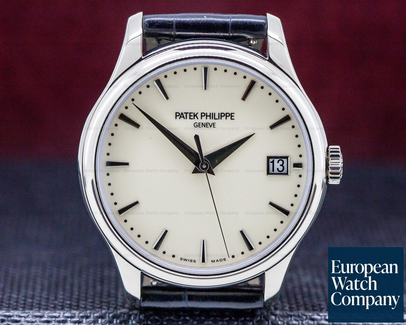 Patek Philippe 5227G Calatrava Automatic 18K White Gold