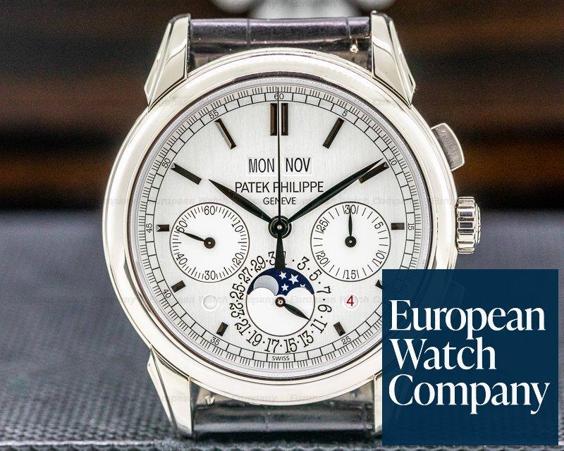 Patek Philippe 5270G-001 Perpetual Calendar 5270G Chronograph 18K White Gold