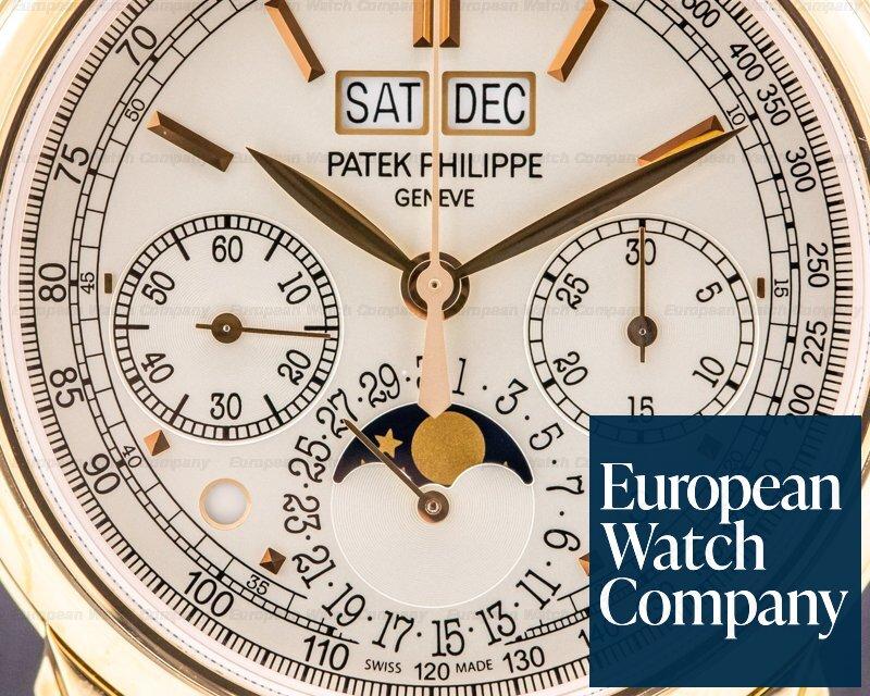 Patek Philippe 5270R-001 Perpetual Calendar Chronograph 5270R 18K Rose Gold