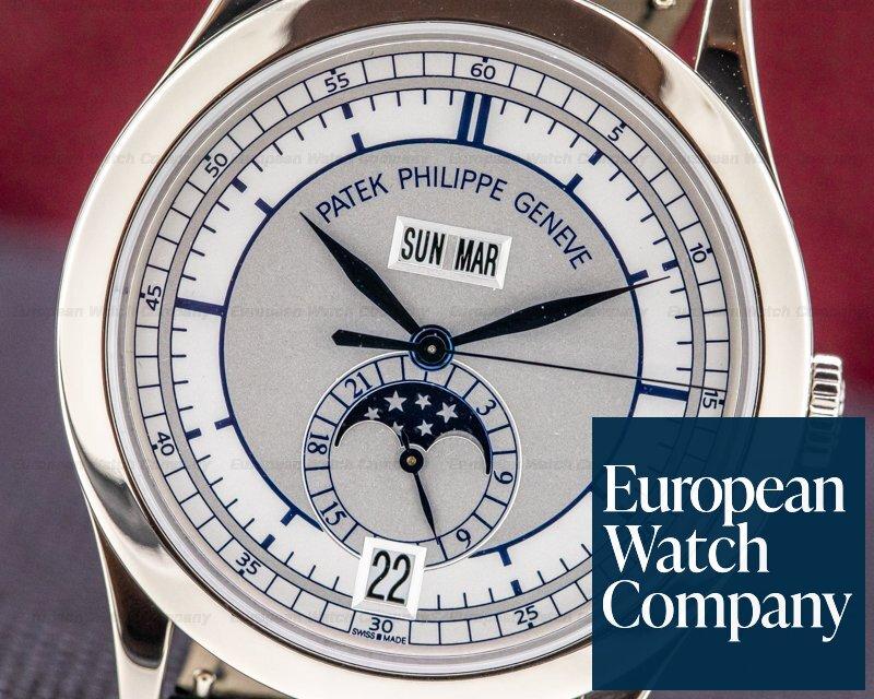 Patek Philippe 5396G-001 Annual Calendar 5396G Sector Dial 18K White Gold
