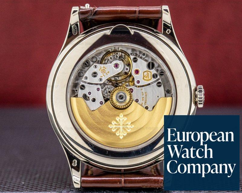 Patek Philippe 5396G-014 Annual Calendar 5396G White Gold Grey Dial