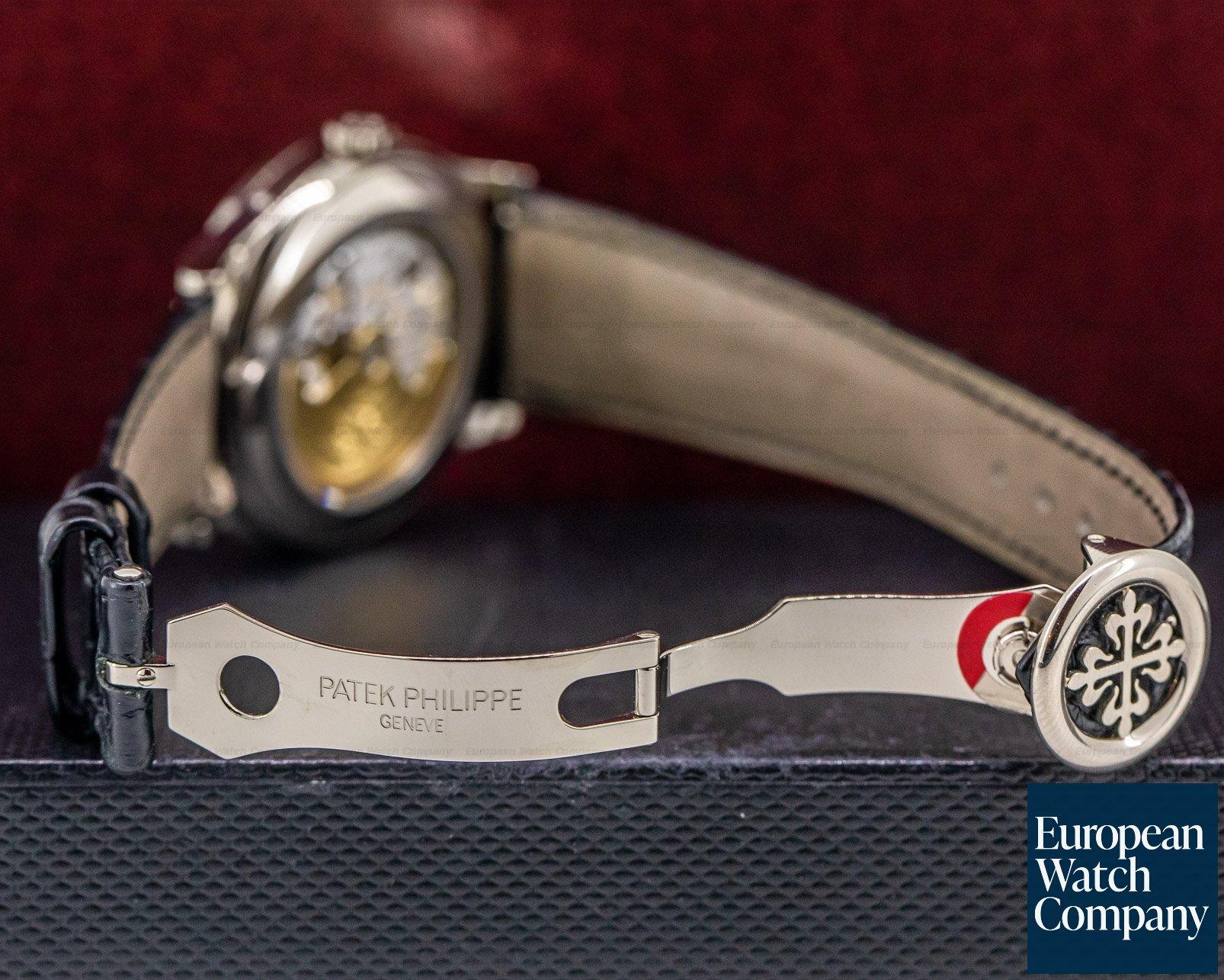 Patek Philippe 5396G-014 Annual Calendar White Gold Grey Dial