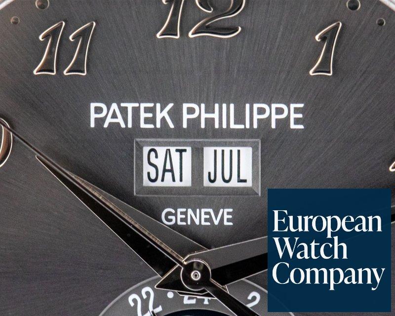 Patek Philippe 5396G-014 TIFFANY Annual Calendar 5396G Grey Dial TIFFANY & CO