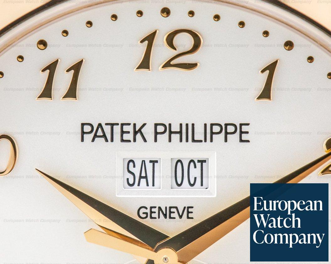 Patek Philippe 5396R-012 Annual Calendar Rose Gold / Breguet Numerals