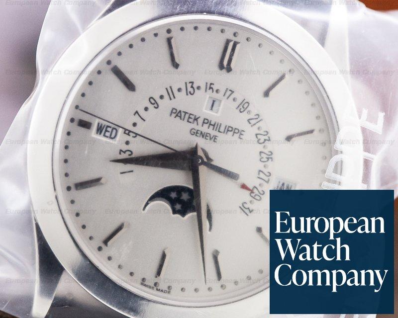 Patek Philippe 5496P-001 Retrograde Perpetual Calendar Platinum SEALED