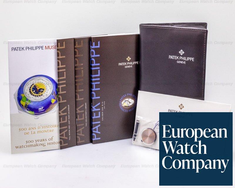 Patek Philippe 5550P-001 Advanced Research 5550P Perpetual Calendar FULL SET